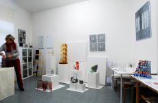 Im Atelier, 2008
