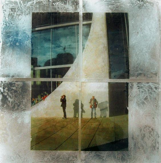 Regierungsviertel Berlin III,2006, 51 x 49 cm