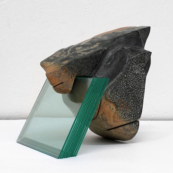 BalanceStein, 1996, 25 x 27 x 24 cm