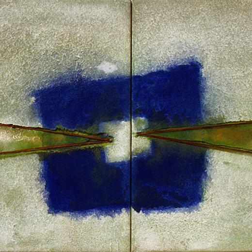 Dopplung II, 1995, 40 x 80 cm