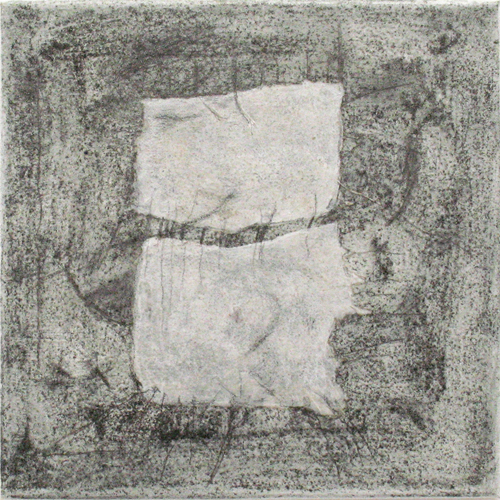 Reispapier II, 2008, 30 x 30 cm