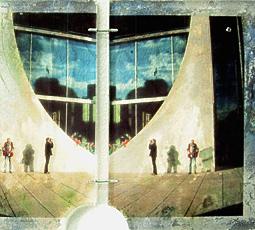 Acrylglas Bilder